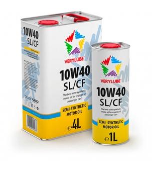 10W-40 SL/CF