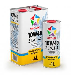 10W-40 SL/CI-4