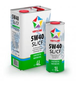 5W-40 SL/CF